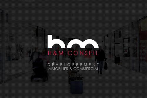 identité visuelle H&M