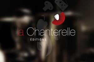 Graphiste édition culinaire La Chanterelle