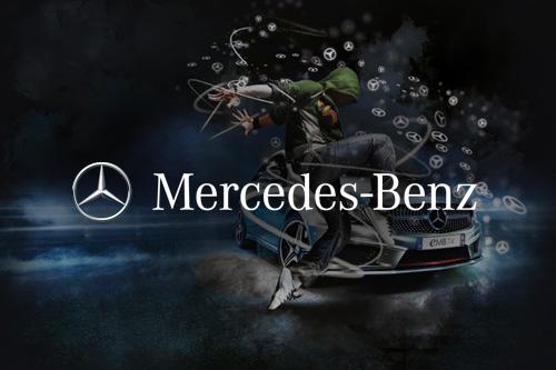 Mercedes-Benz, opérations commerciales