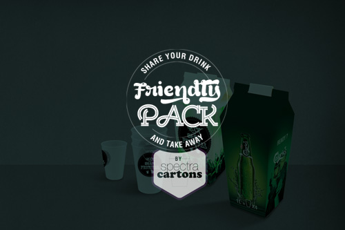 Design packaging Eco-carton et eco-pitcher