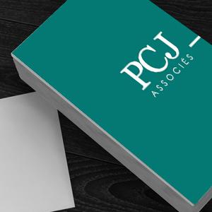 creation de logo PCJ avocat