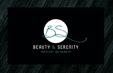 Identité visuelle et outils de communication de l'institut de beauté