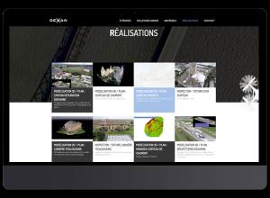 site-internet-pour-drone